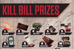Prize Redemption Menu